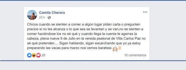 Picada Carlos Paz 3