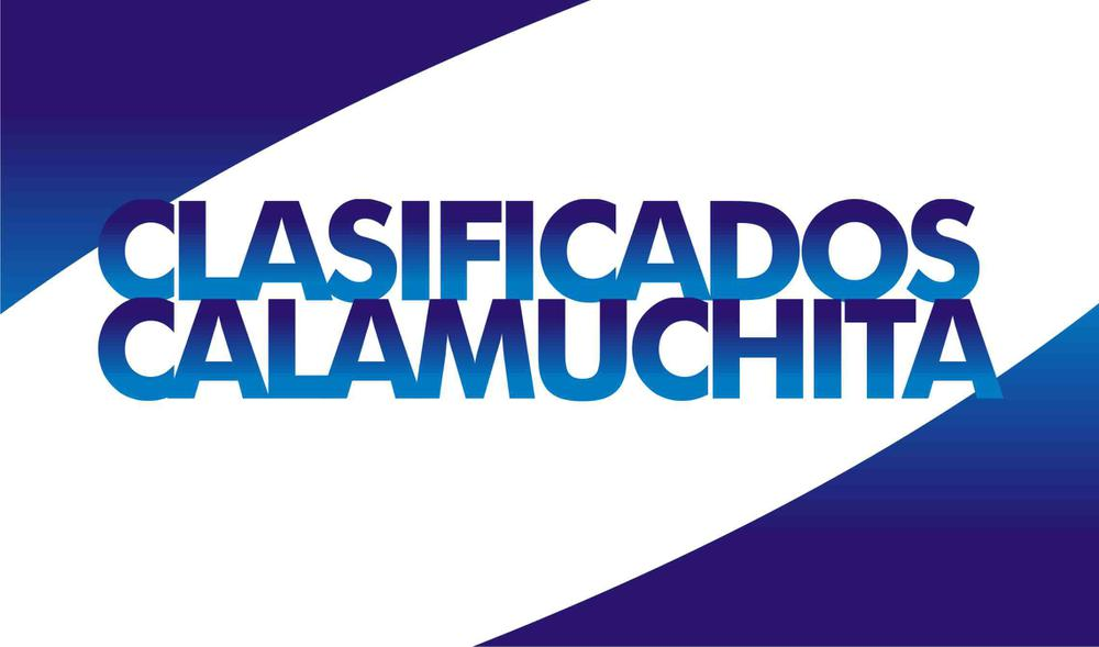 CLASIFICADOS CALAMUCHITA